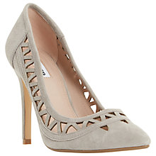 Buy Dune Billey Cut Out Stiletto Court Shoes Online at johnlewis.com