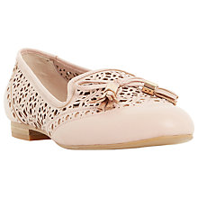 Buy Dune Luvlie Bow Loafers Online at johnlewis.com