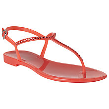 Buy L.K. Bennett Lola Toe Post Sandals Online at johnlewis.com
