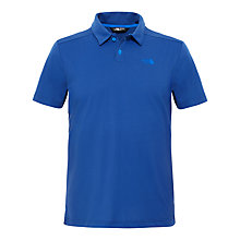 Buy The North Face Radical Polo Shirt, Blue Online at johnlewis.com