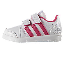 Buy Adidas Children's LK Trainer 7 Shoes Online at johnlewis.com