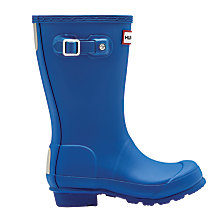 Buy Hunter Children's Buckle Wellington Boots Online at johnlewis.com
