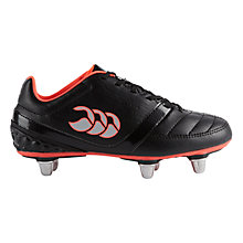 Buy Canterbury of New Zealand Children's Phoenix Club 6 Stud Rugby Boots Online at johnlewis.com