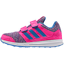 Buy Adidas Children's LK Rip Tape Sport 2 Trainers, Pink/Navy Online at johnlewis.com