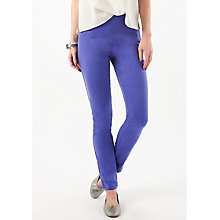 Buy Phase Eight Amina Darted Jeggings, Anemone Online at johnlewis.com