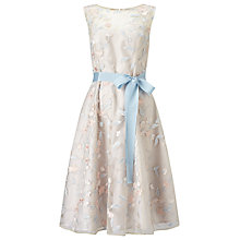 Buy Phase Eight Loretta Dress, Ivory Online at johnlewis.com