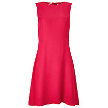 Buy Phase Eight Daphne Flippy Dress, Hot pink Online at johnlewis.com