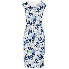 Buy L.K. Bennett Dena Floral Print Dress Online at johnlewis.com