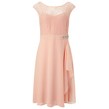 Buy Jacques Vert Lace Overlay Dress Online at johnlewis.com