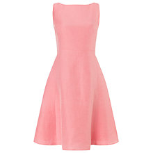 Buy Phase Eight Louanna Dress, Bubblegum Online at johnlewis.com