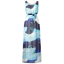 Buy Phase Eight Fabienne Silk Maxi Dress, Multi Online at johnlewis.com