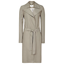 Buy Reiss Dafne Belted Mac Online at johnlewis.com