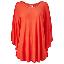 Buy Phase Eight Louise Linen Blend Top Online at johnlewis.com
