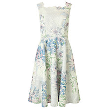 Buy Phase Eight Isadora Floral Dress, Multi Online at johnlewis.com