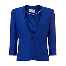 Buy Jacques Vert Jacket, Cobalt Online at johnlewis.com