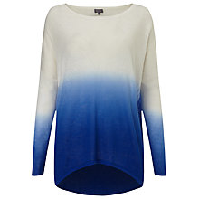Buy Phase Eight Dip Dye Elen Ellipse Jumper Online at johnlewis.com