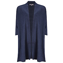 Buy Phase Eight Kiera Linen Cardigan Online at johnlewis.com