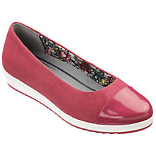Buy Hotter Angel Flatform Pumps Online at johnlewis.com