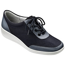 Buy Hotter Indiana Lace Up Plimsolls Online at johnlewis.com