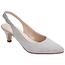 Buy John Lewis Grace Sling Back Court Shoes Online at johnlewis.com