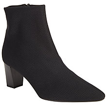 Buy Peter Kaiser Mariona Ankle Boots, Black Online at johnlewis.com