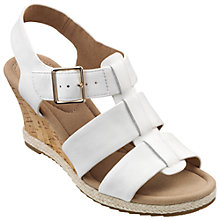 Buy Hotter Roxanne Wedge Heeled Sandals Online at johnlewis.com