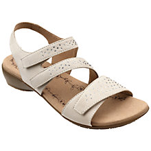 Buy Hotter Windward Flat Sandals Online at johnlewis.com