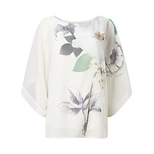 Buy Phase Eight Wild Rose Blouse Online at johnlewis.com