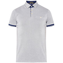 Buy Ted Baker Abadaba Polo Shirt, Navy Online at johnlewis.com