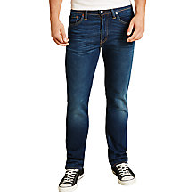 Buy Levi's 511 Evolution Creek Jeans, Dark Wash Online at johnlewis.com
