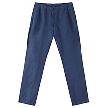 Buy Jigsaw Dye Drawer String Trousers Online at johnlewis.com