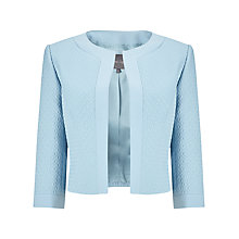 Buy Phase Eight Francine Jacket, Mint Online at johnlewis.com