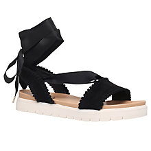 Buy Miss KG Dakota Tie Up Sandals Online at johnlewis.com