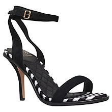 Buy KG by Kurt Geiger Ibiza Stiletto Sandals Online at johnlewis.com