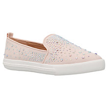 Buy Miss KG Lydia Slip On Trainers, Nude Online at johnlewis.com