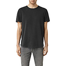 Buy AllSaints Krollist Crew Neck T-Shirt, Black Online at johnlewis.com