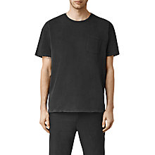 Buy AllSaints Krash Crew Neck T-Shirt Online at johnlewis.com