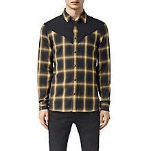 Buy AllSaints Tiawah Long Sleeve Shirt Online at johnlewis.com