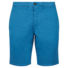 Buy Aquascutum Rushden Garment Dyed Shorts Online at johnlewis.com