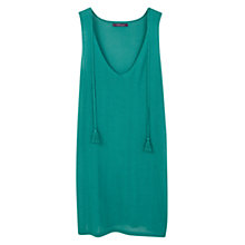 Buy Violeta by Mango Long Knitted Top Online at johnlewis.com