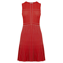 Buy Oasis Lace Compact Statement Dress Online at johnlewis.com