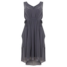 Buy Mint Velvet Smoke Utility Dress, Grey Online at johnlewis.com