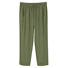 Buy Violeta by Mango Baggy Trousers Online at johnlewis.com