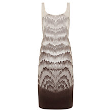 Buy Mint Velvet Evelyn Print Shift Dress, Multi Online at johnlewis.com