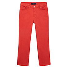 Buy Violeta by Mango Cropped Trousers Online at johnlewis.com