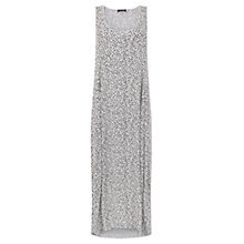 Buy Mint Velvet Aspen Cocoon Maxi Dress, Multi Online at johnlewis.com