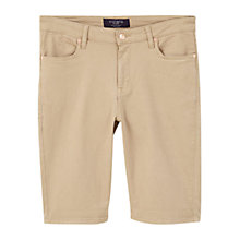 Buy Violeta by Mango Cotton Bermuda Shorts Online at johnlewis.com