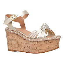 Buy Carvela Katrina Wedge Heeled Sandals Online at johnlewis.com