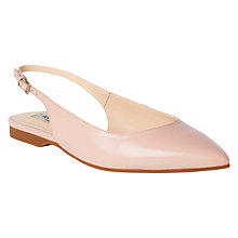 Buy L.K. Bennett Florena Pointed Toe Sling Back Pumps Online at johnlewis.com
