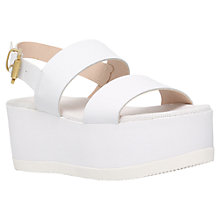 Buy Carvela Krown Flatform Sandals Online at johnlewis.com
